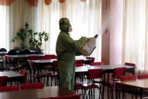 ДЕЗИНФЕКЦИЯ ТОЧЕК ОБЩЕПИТА В Сургуте